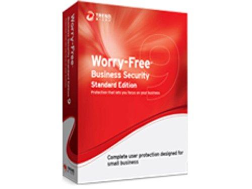 Trend Micro Worry-Free 9, STD, REN, 25 US, 1Y - antivirus security software (STD, REN, 25 US, 1Y, Intel Pentium 4, Renewal, PC, Mac, Android, BlackBerry OS, iOS, Windows Mobile)