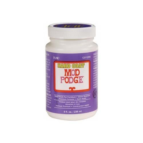 Mod Podge Hard Coat for Furniture, 8-Ounce (CS11245)