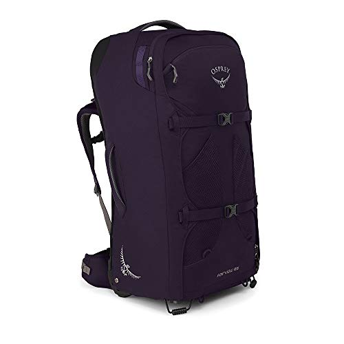 Osprey Fairview Wheels 65 Rollkoffer für Frauen - Amulet Purple O/S