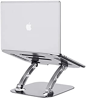 SAILOS Laptop Stand Adjustable Aluminum Alloy Stand Foldable Laptop Holder Notebook Stand for All Kinds Of Laptops Office ...