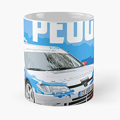 Amnautical Car Kit Peugeot Senra Kitcar Delencour 306 Maxi Best 11 oz Kaffeebecher - Nespresso Tassen Kaffee Motive