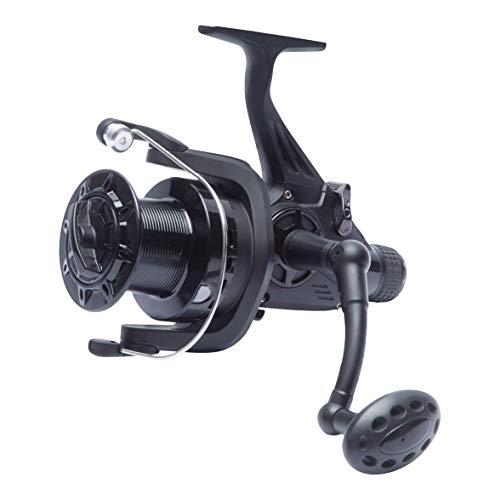 Fishzone Black Ace 8000 - Carrete de Pesca para Carpa (Peso Ligero, Suave y Robusto)