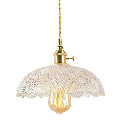 Lyuez Verstelbare energiebesparende kroonluchter frisse kleine kroonluchter garderobe Aisle kinderkamer Princess Room Crown messing retro glazen lamp