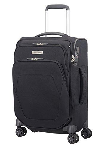 Samsonite Spark SNG - Spinner S (Length: 35 cm) Hand Luggage, 55 cm, 38 Litre, Black