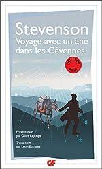 Voyage avec un âne dans les Cévennes de Lionel Menasché