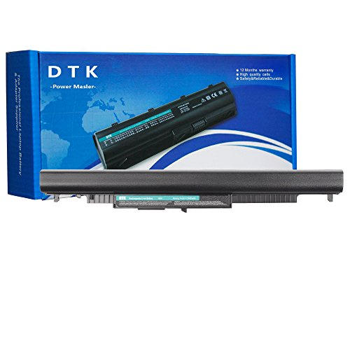 DTK HS04 HS03 807956-001 807957-001 Laptop Battery for HP 240 G4 / 245 G4 / 250 G4 / 255 G4 / HSTNN-LB6U HSTNN-DB7I HSTNN-LB6V TPN-I119 807611-421 Notebook 14.8V 2200mAh