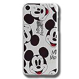 RENGMIAN Funda iPhone 6 Plus,McKey Mnne Mouse Scratch-Resistant Transparent Soft TPU Case Pattern-250 Resistant Slim Fit iPhone 6 Plus and iPhone 6S Plus