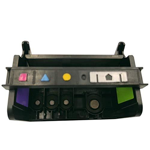 Accesorios de impresora CN643A CD868-30001 178920 XL Cabezal de impresión Cabezal de impresión apto para HP 6000 6500 7000 7500 B010 B110A B010b B109 B110 B209 B210 C410A C510A (Color: Negro y colorid