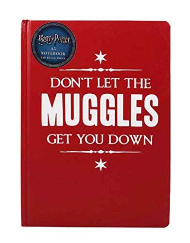 Half Moon Bay Half Moon Bay Terminal Harry Potter - Muggle Get Down (Quaderno A5) Merchandising Ufficiale