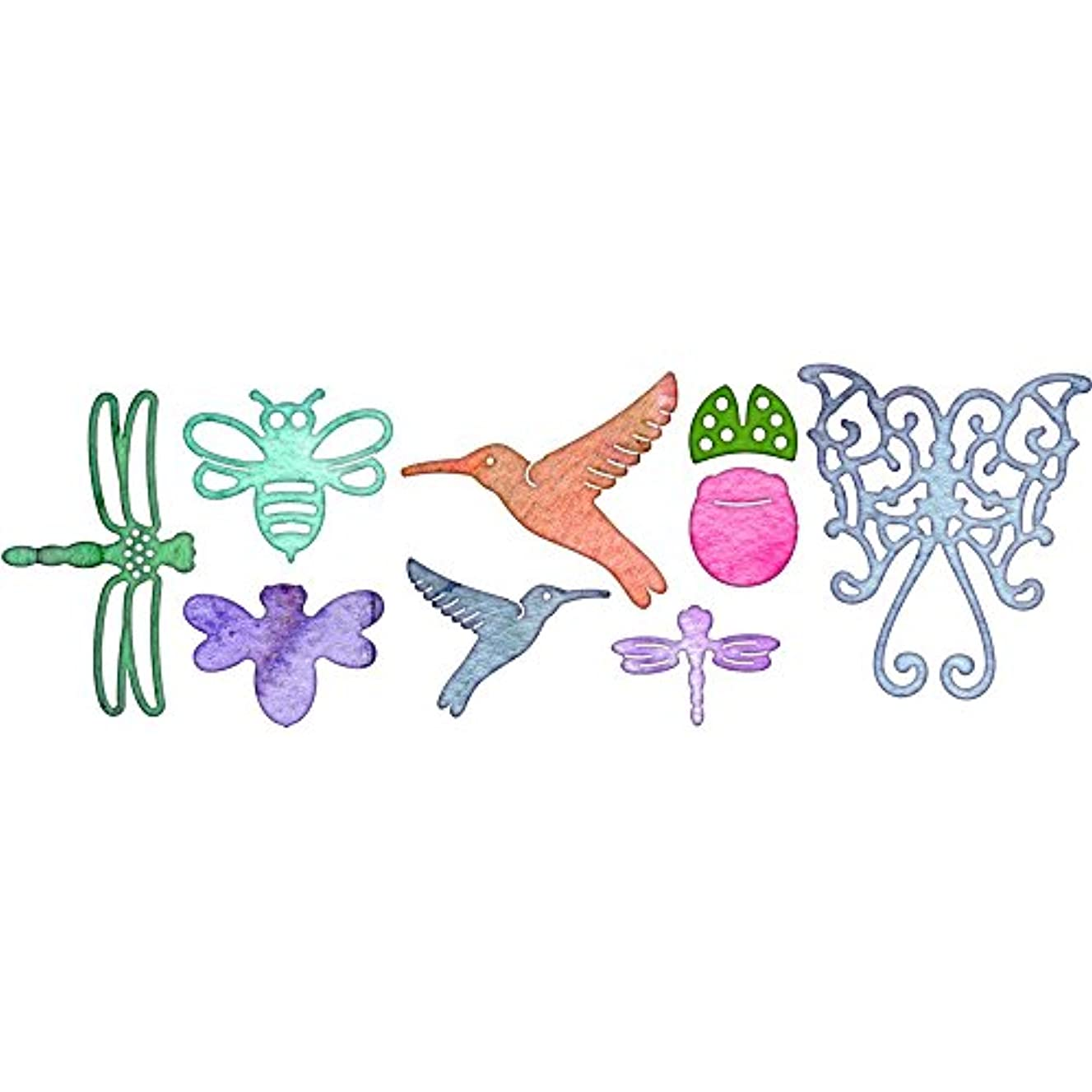 Cheery Lynn Designs B266 Tiny Things with Wings