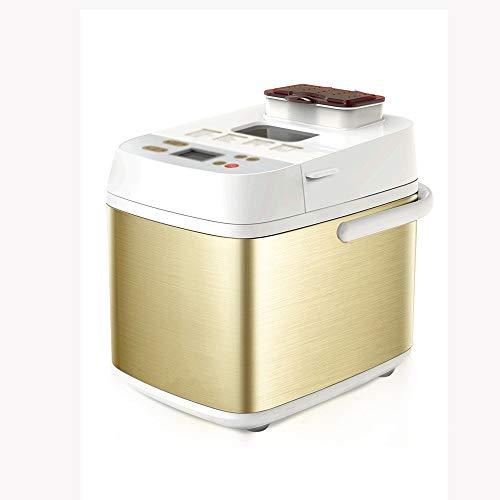 SMEJS Automático multifunción Mini Máquina de hacer pan inteligente fácil de usar panificadora automática Breadmaker utensilios de cocina