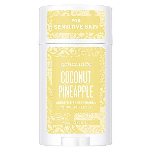 Schmidt's Deodorant Stick Coconut + Pineapple, 1er Pack (1 x 75 g)