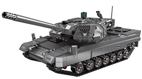 Modbrix Bausteine Panzer Leopard 2, 1426 Klemmbausteine