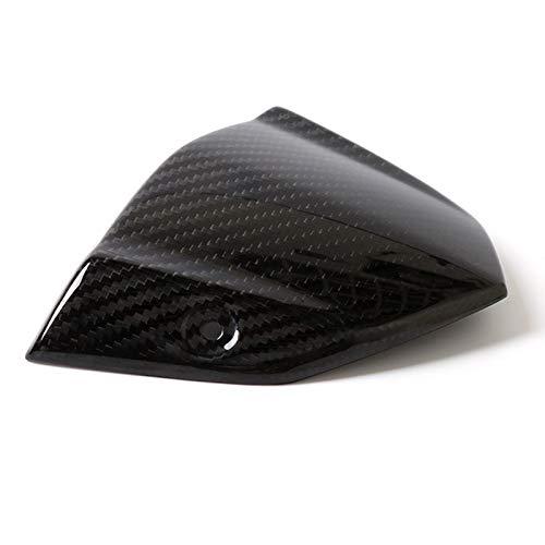 Motorrad Windschutzscheibe Motorrad-Carbon-Instrument Windschutzscheibe Windabweiser Windschutzscheibe Abdeckung gepasst Fit for Kawasaki Z1000 Z1000 Motorrad-Zubehör Motorrad Windschutzscheibe
