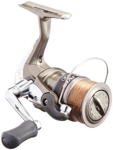 シマノ(SHIMANO) スピニングリール アリビオ 2500 3号糸付 シーバスなど幅広い釣りに対応