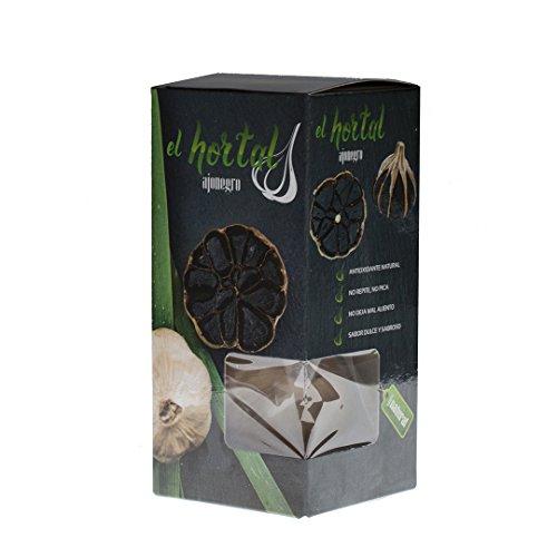 schwarzer Knoblauch el hortal - Antioxidantien, 3 Stück (1 pack)