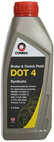 Comma BF41L DOT 4 Brems- und Kupplungsflüssigkeit 1L