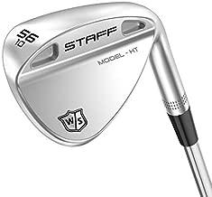 Wilson Staff Staff Model Golf Wedge - Men's Right Hand, High Toe, 56 Degree, Steel, WGW975560, WGW975560, WGW975560, WGW975560