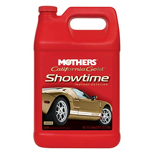 Mothers 08202 California Gold Instant Detailer - 1 Gallon