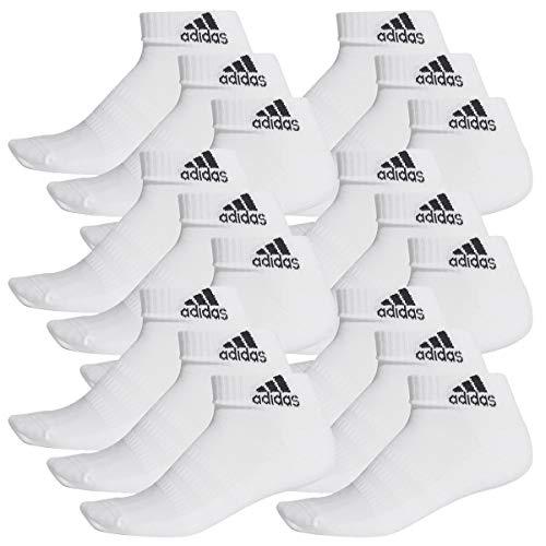 Adidas 18 paar Performance Sneaker/Quarter Sokken Unisex korte sokken