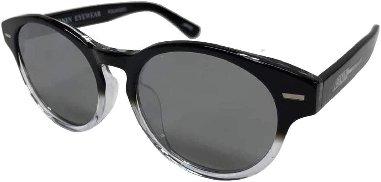 ロニン サングラス メロー RONIN MELLOW フレームカラー ブラック&クリア/偏光L