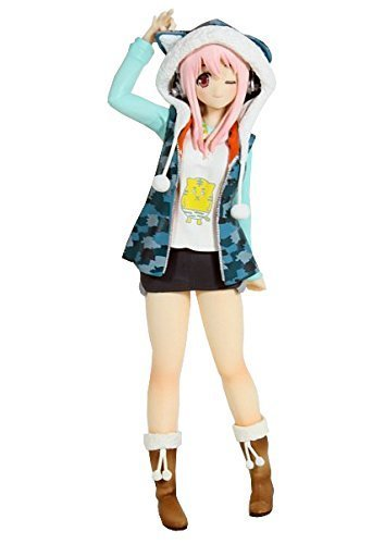 The Super Sonico figure skating [Blue (Only)] (single item) (japan import)