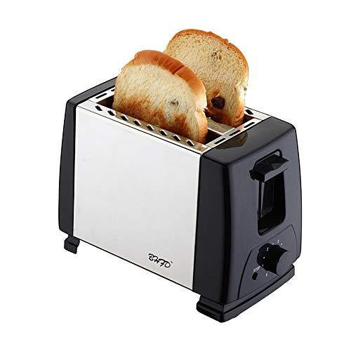 Tostadora, Sandwichera Tostadora del Hogar, De Múltiples Funciones Fabricante De Desayuno Automática, Tostadora De Acero Inoxidable con Función De Calefacción para Hornear