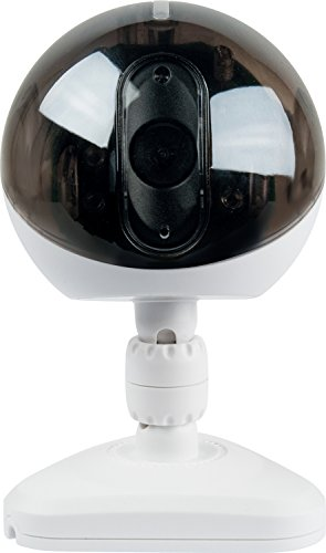 Schwaiger GmbH IPCAM100 012 WLAN netwerk IP-camera -wit