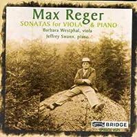 Reger: Viola Sonatas (1997-07-15)