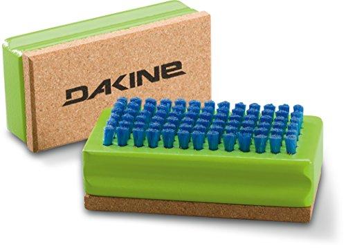 Dakine Nylon / Cork Brush Einheitsgröße Snow Tool, Green