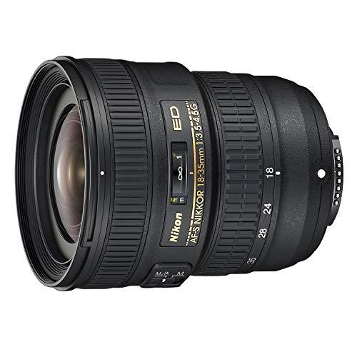Nikon 超広角ズームレンズ AF-S NIKKOR 18-35mm f 3.5-4.5G ED フルサイズ対応