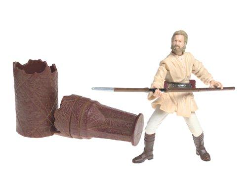 Star Wars AOTC Obi-Wan Kenobi Acklay Battle [Toy] (japan import)