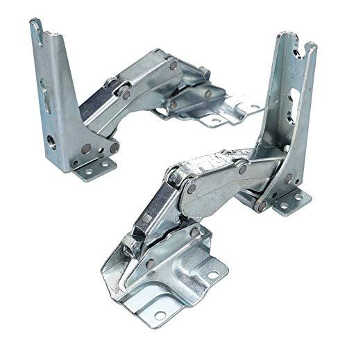 DL-pro - Bisagra de puerta para frigorífico Bosch Siemens Neff Constructa