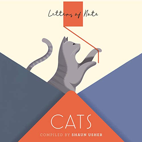 『Letters of Note: Cats』のカバーアート