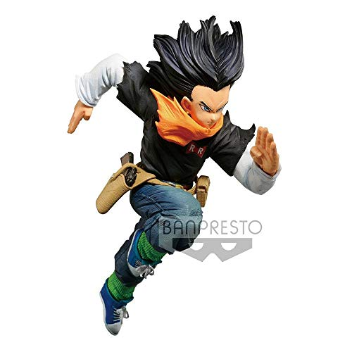 Banpresto- Dragon Ball Z Statue, Idea Regalo, Personaggio, Multicolore, 82978