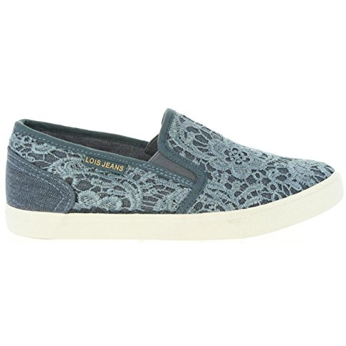 Zapatos de Mujer LOIS JEANS 61139 R1 252 Jeans Talla 36