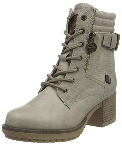 Dockers by Gerli Damen Chloe Mode-Stiefel, Ice, 40 EU