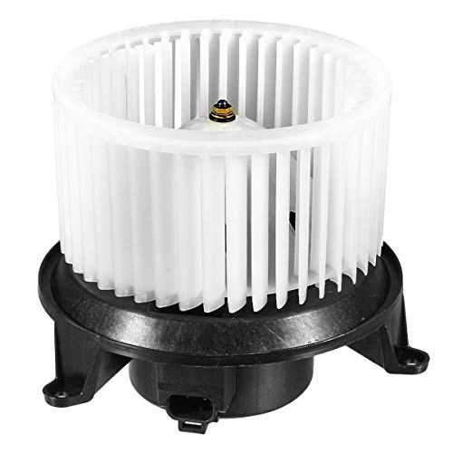 AUTEX HVAC Blower Motor Assembly Blower Motor with Fan Cage 700101