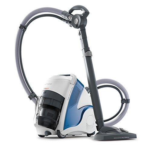 Polti Unico MCV80 Total Clean & Turbo Aspirador multifunción 3 en 1, aspira, higieniza y seca, 6 Bar