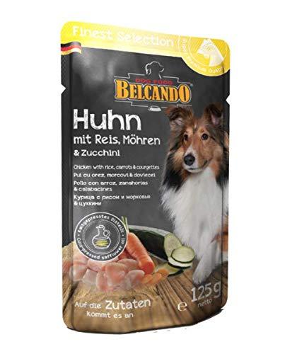 Belcando Huhn & Reis mit Zucchini & Möhren (Huhn, 12 x 125 g)