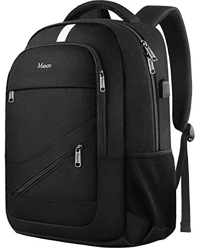 Laptop Backpack, Anti Theft Travel Backpack with USB Charging Port for Men and Women, Water...