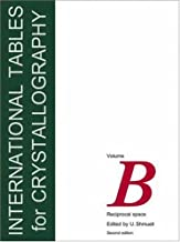 International Tables for Crystallography, Volume B: Reciprocal Space