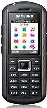 Samsung B2100 Unlocked Quad-Band Phone, Extreme Anti-Shock, Waterproof, Built-in Flashlight, Bluetooth-International Version-Black