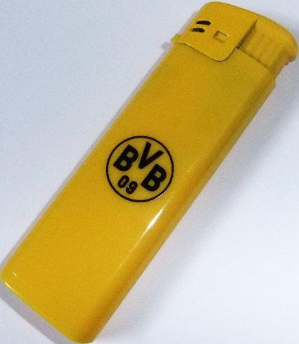 Borussia Dortmund Feuerzeug gelb BVB