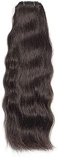 Indian Virgin Hair Weave Bundles Natural Color Human Hair Extension
