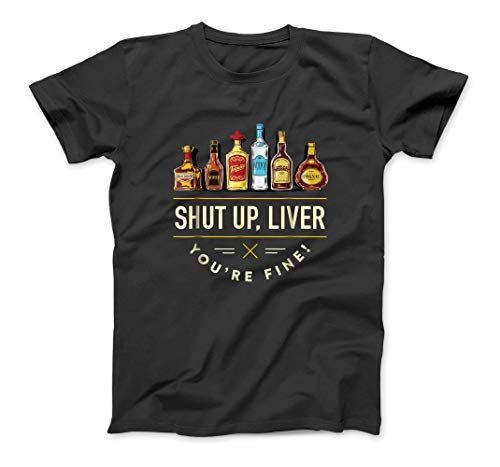 Shut Up Leber, sind Sie feines T-Shirt