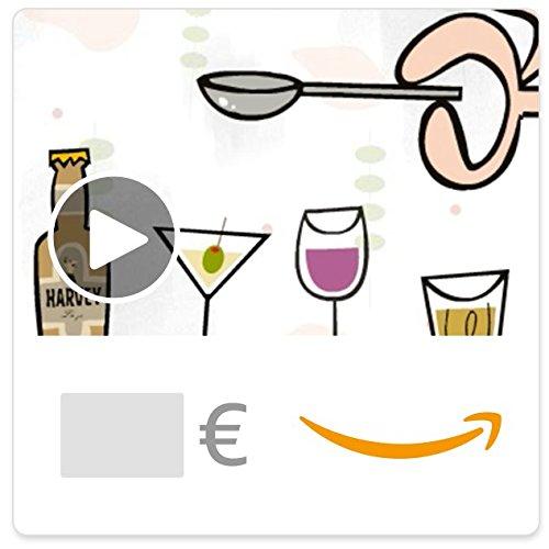 Digitaler Amazon.de Gutschein mit Animation (Anstoßen zum Geburtstag) [American Greetings]