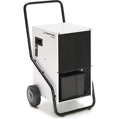 TROTEC Deshumidificador TTK 350 S/Deshumidificadión máx.70 litros /24h / Depósito de Agua: de 6 litros