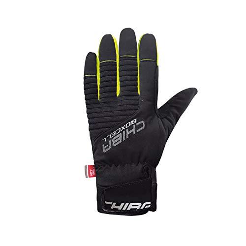 Chiba BioXCell Winter Fahrrad Handschuhe schwarz 2017: Größe: M (8)