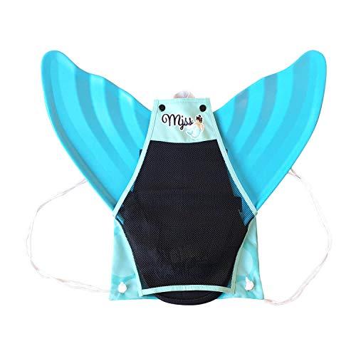 MJSS Meerjungfrau Rucksack Backpack Tasche für Meerjungfrauflossen Kinder Schwimmen Ausrüstung